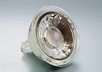 Светодиодная лампа MR16/GU5,3 Bioledex HELSO Glas 12V 3Вт с теплым светом
