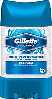 "Гелевий дезодорант-антиперспірант Gillette ""Cool Wave"" (70мл.)"