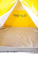 Всесезонная палатка-автомат для рыбалки Ranger winter-5 weekend, фото 2