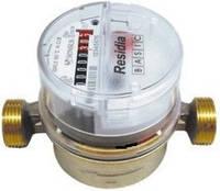 Счетчики для холодной воды Сенсус SENSUS ResidiaJet Qn 1,0/30 Ду 15  квартирные Германия-Словакия