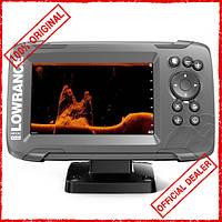 Картплоттер Lowrance Hook 2-5X GPS Splitshot 000-14016-001