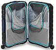 Большой пластиковый чемодан Roncato BOX 5512/0101, 80 л, черный, фото 2
