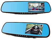 Автомобильный видеорегистратор DVR 138E Зеркало заднего вида с видеорегистратором с одной камерой