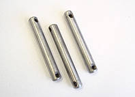 Штифт DIN 1443 цилиндрический, (палец цилиндрический) без головки с отверстиями под шплинт ISO 2340.