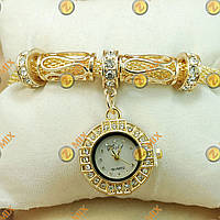 Часы Pandora Quartz Diamonds Gold