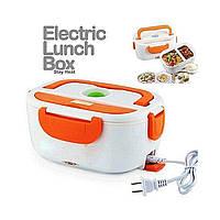 Автомобильный ланчбокс с подогревом The Electric Lunch Box 12V