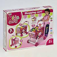 Игровой набор Супермаркет со светом, музыкой и тележкой с продуктами - 182866
