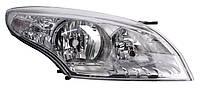 Фара правая Renault Megane III (дорестайл) 2009 - 2011, электр., светлый корпус + сервопривод, (Depo, 551-1178RMLDEM1) OE 260108719R - шт.