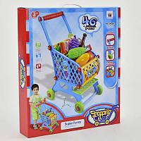 Тележка Супермаркет с продуктами R186476