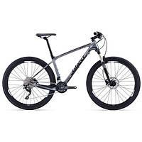 Горный велосипед Giant XtC Advanced 3 серебристый L (GT)