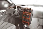 Chrysler Voyager Накладки на панель (Meric, 2001↗)