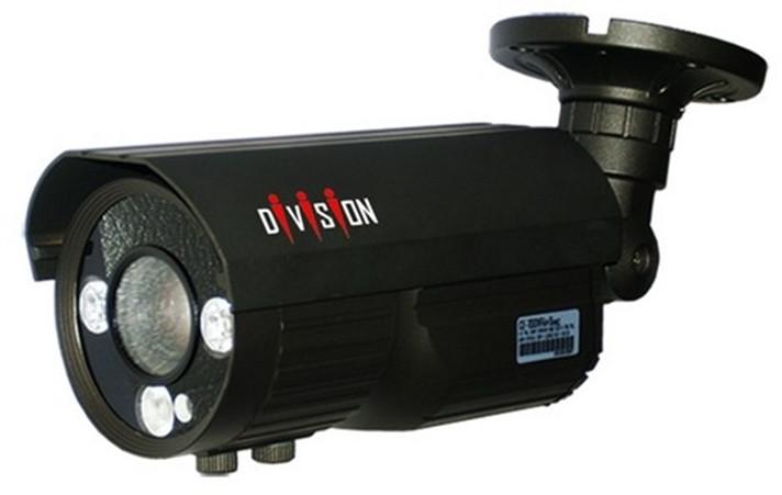 Камера видеонаблюдения Division CE-750VFKIR3AHD