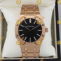 Часы Audemars Piguet ROYAL OAK Gold/Black