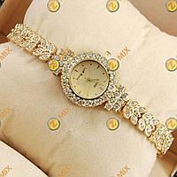 Часы King girl diamond Gold/Gold