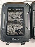 Шуруповерт отвертка DeWalt DCF610 12v, фото 7