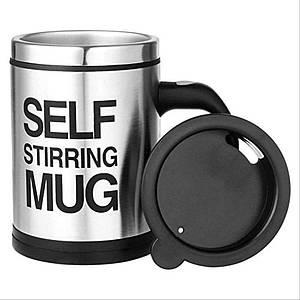 Кружка смешиватель Self Stirring Mug Black 149809