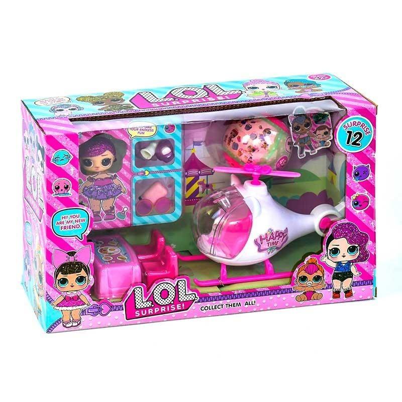 Набор с куклами Лол ТМ 928 в коробке