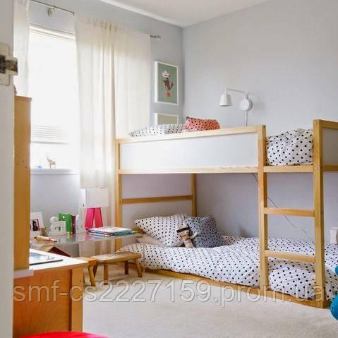 Ліжко горище Еліза з натурального дерева сосни У НАЯВНОСТІ