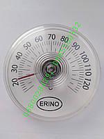 """Термометр для котла """"Erino"""" 10-130°C d=66mm (клеящийся - без клей. ленты)"""