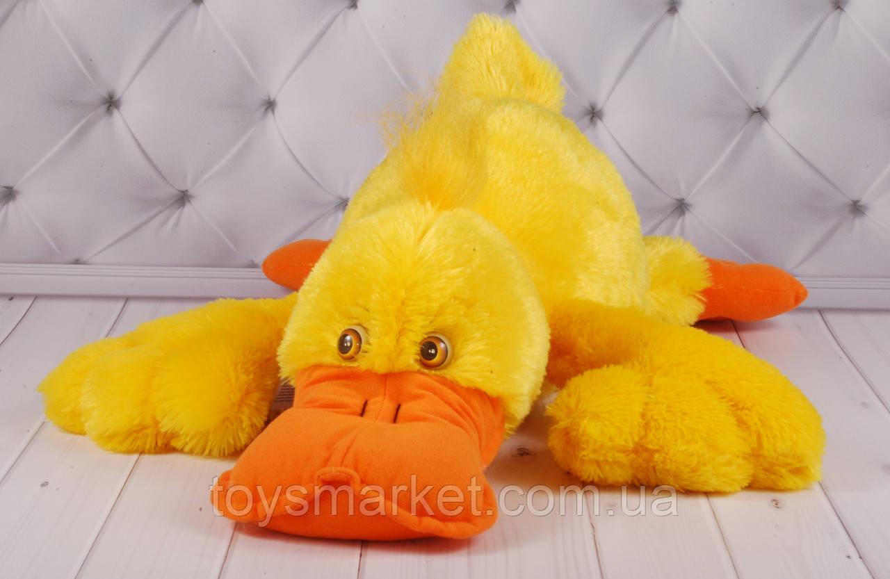 Мягкая игрушка утка Кря