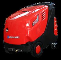 Итальянский аппарат высокого давления с нагревом воды Idromatic KON 200/15