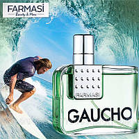 Парфюмированная вода мужская Gaucho Farmasi Гаучо Фармаси