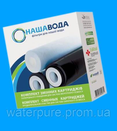фильтры со съемными картриджами для воды