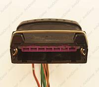 Разъем электрический 7-и контактный (50-23) б/у