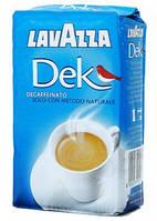 Кофе молотый Lavazza Dek Decaffeinato 250 г Италия