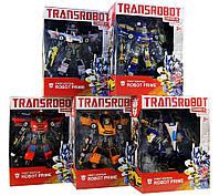 Детский робот-Трансформер 1005 игрушка пластиковая