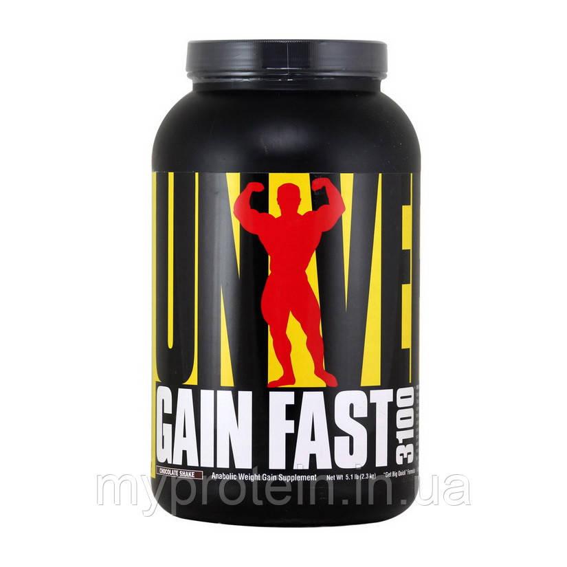 Universal Гейнер Gain Fast (2,3 kg )