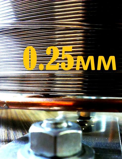 Проволока для чебурашек, поводков, грузил 0.25мм
