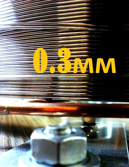Проволока для чебурашек, поводков, грузил 0.3мм