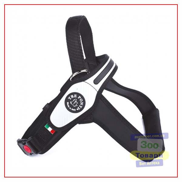 Шлея Tre Ponti Primo Carbon,черный, T822N XL 30-40kg (Tre Ponti)