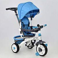 Велосипед Best Trike 3-х колесный голубой R179374