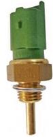 Датчик температуры зелёный 2контактный Doblo 55188058 (WS2633)