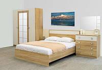 Кровать Embawood Севилья нью Белая дуб сонома