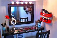 Органайзеры для косметики и зеркала