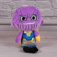 "Мягкая игрушка Танос, Thanos, плюшевый Танос ""Marvel"", ""Iron Man"", ""Avengers"""