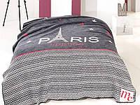 """Турецкий хлопковый плед """" Marie Claire Paris""""  200х220см Trophee-2"""