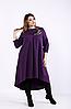 Асиметричне плаття А-силуету, з 42 по 74 розмір
