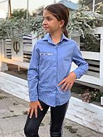 Рубашка детская для девочек 41035, фото 1
