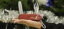 Дитячий складаний ніж, мультитул Victorinox Pocket Knife Toy (113мм, 8 функцій), червоний 9.6092.1, фото 6