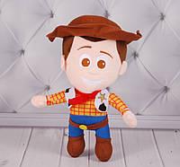 Мягкая игрушка Шериф Вуди, плюшевый Sheriff Woody, ковбой из «История игрушек»