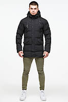 Braggart Youth | Зимняя куртка 25320 черная ( M  )