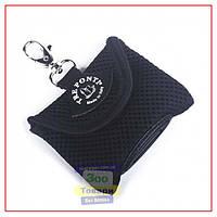Сумка Tre Ponti Dog Poop Bag с пакетами для фекалий,черный (Tre Ponti)