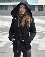 Зимняя парка женская куртка