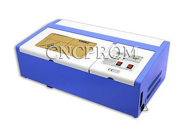 Двухосный лазерный СО2 станок LEM3020-40W