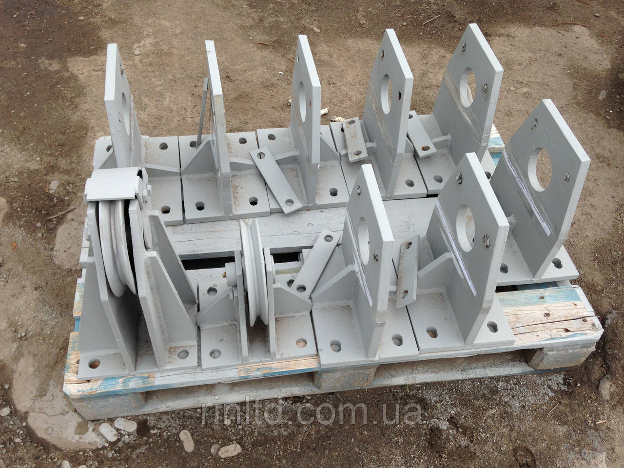 Металлические изделия по чертежам заказчика, фото 1