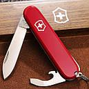 Нож складной, мультитул Victorinox Bantam (84мм, 8 функций), красный 0.2303, фото 6